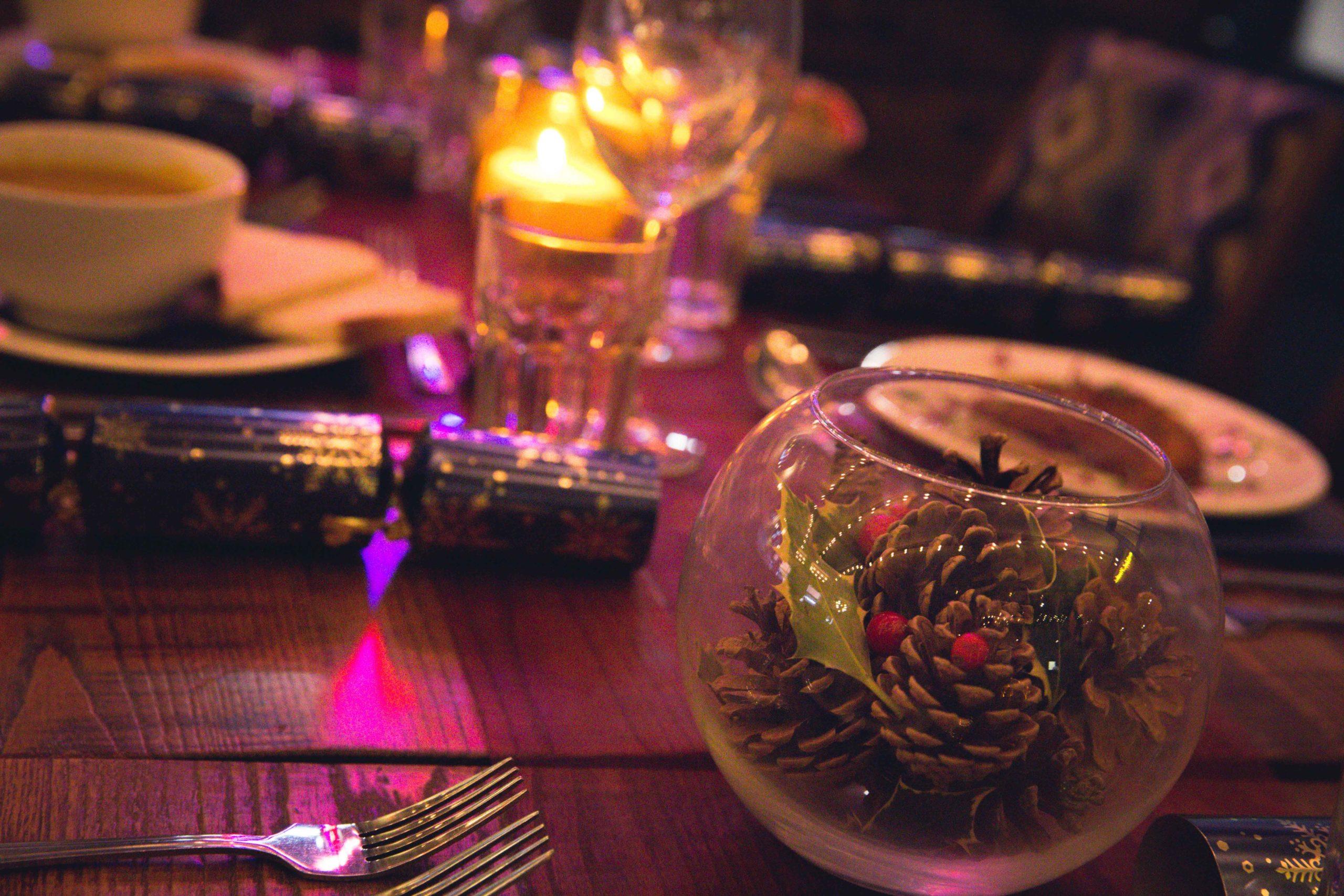 Forum festive table decorations 1
